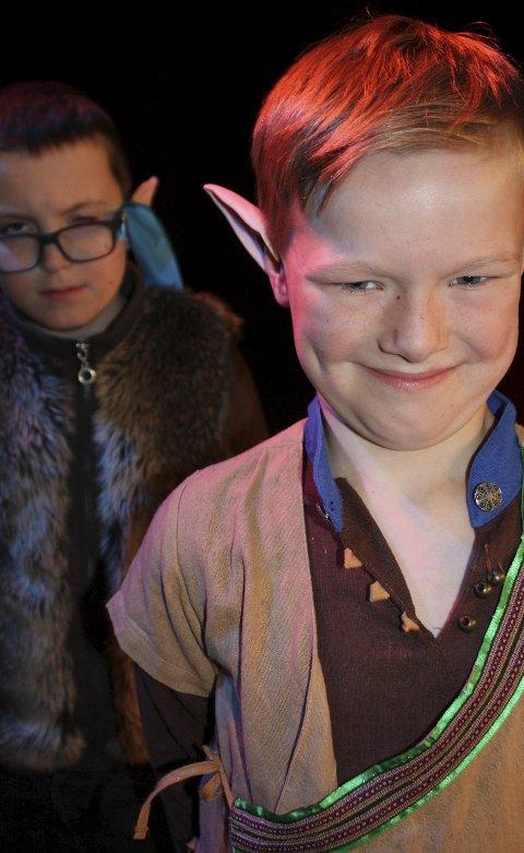 Spisse ører: Faunene Herr Tanke og Bumle Møll fra gruppa Faun. Begge foto: Julie Vega Dahl