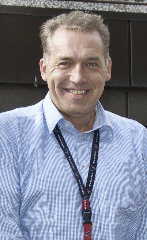 KOM: Næringssjef Asbjørn Flo vil ha kandidater til gründerpris.