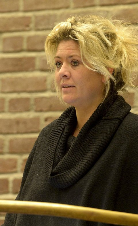 Imot: Cathrine Andersen (FrP) tviler på at det er behov for å bygge ut Høgenhall.