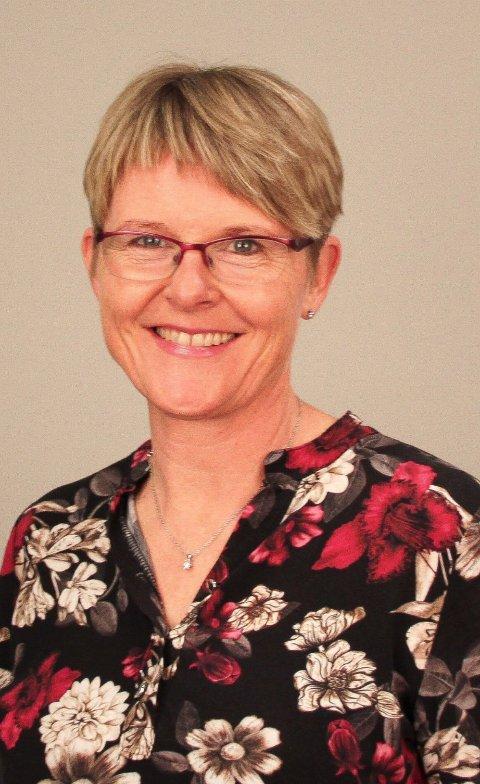 Britt Helene Skau-Nilsen er KrFs 4. kandidat på valglista i Vestfold. Hun hører til i Færder.