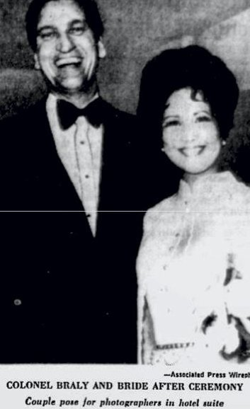 Da Jan ble kjent med faren i voksen alder, fikk han vite at hans daværende kone hadde vært gift med president Sukarno i Indonesia.FOTO: PRIVAT
