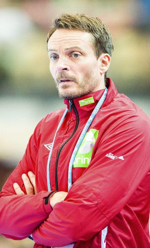 IMPONERT: Christian Berge er imponert over Magnus Jøndal.