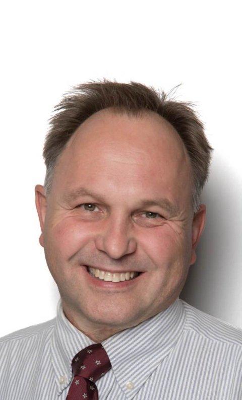 NY ROLLE: Ingvar Torsvik Myrvollen blir assisterande fylkessekretær i Vestland Høgre
