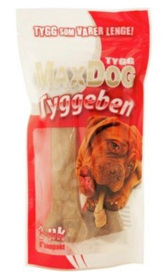 TREKKER PRODUKT: Tyggebeinet MaxDog trekkes fra markedet av Europris.