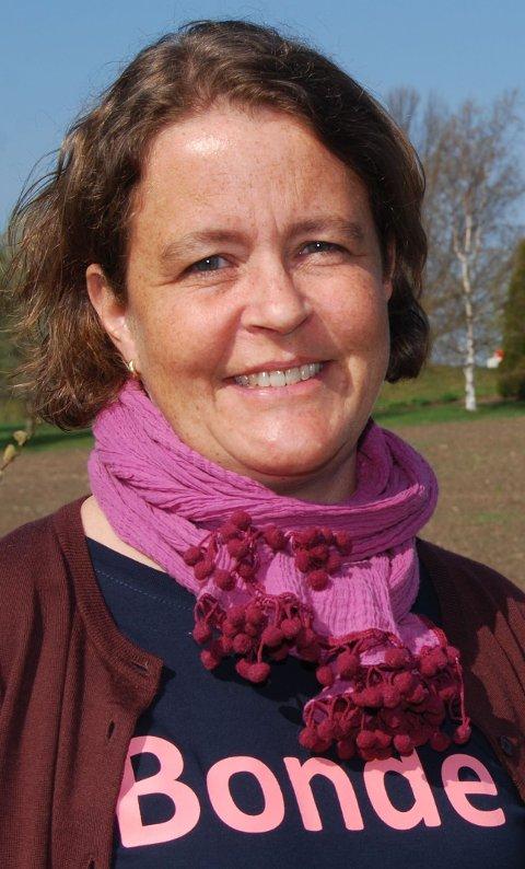 Elisabeth Gjems, leder i Hedmark Bondelag