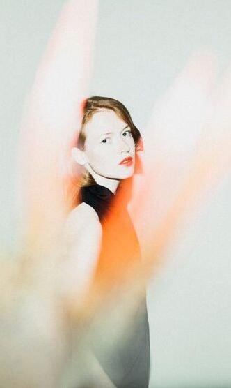 Aktuell: Kine S. Jensen aka «Pieces of Juno» er aktuell med låten «Same to me»  sammen med Oxòssi. (Foto: Sara Angelica Spilling)