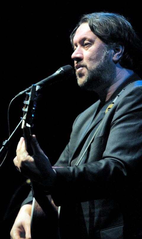 Kommer til storscenen: Bjørn Eidsvåg skal rocke med fullt band på Festivalen Sin neste år. Han er den første artisten som er booket så langt. Arkivfoto: Nils Harald Ånstad