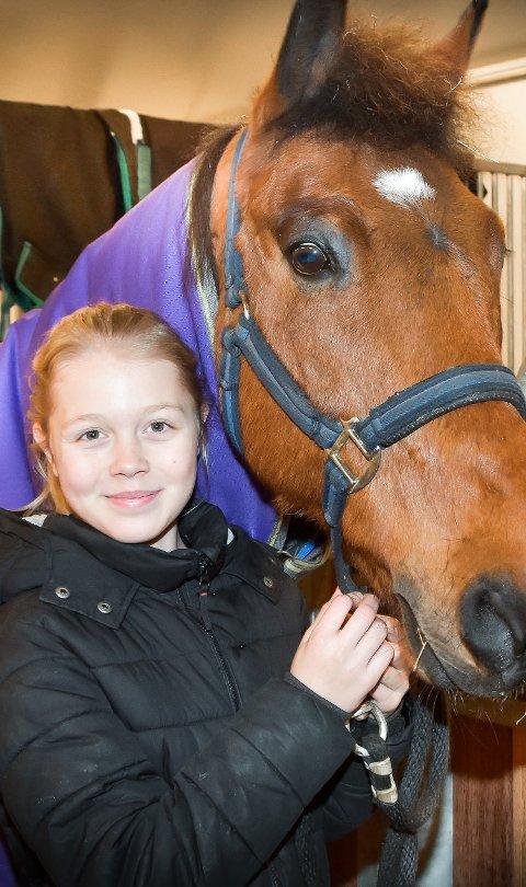 Vilja Lyngseth Gruben, Polarsirkelen Hestesportklubb.
