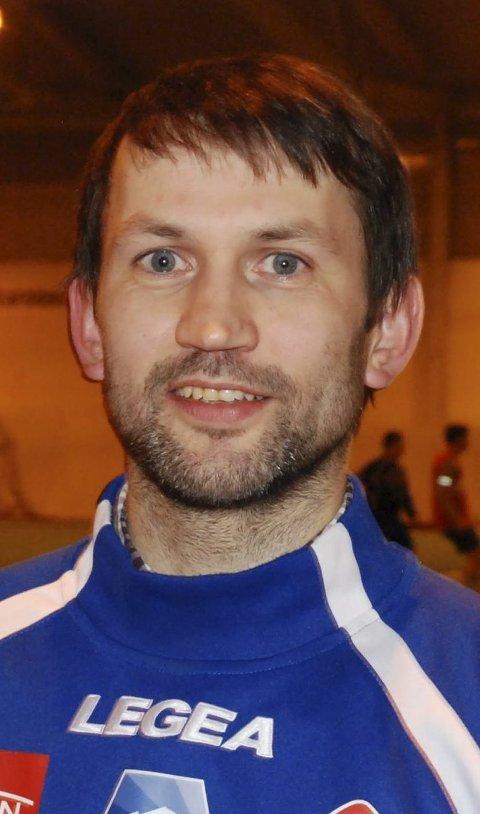LEDER LAGET: Ulf Rønquist skal være en av to lagledere for Team Finnmark.