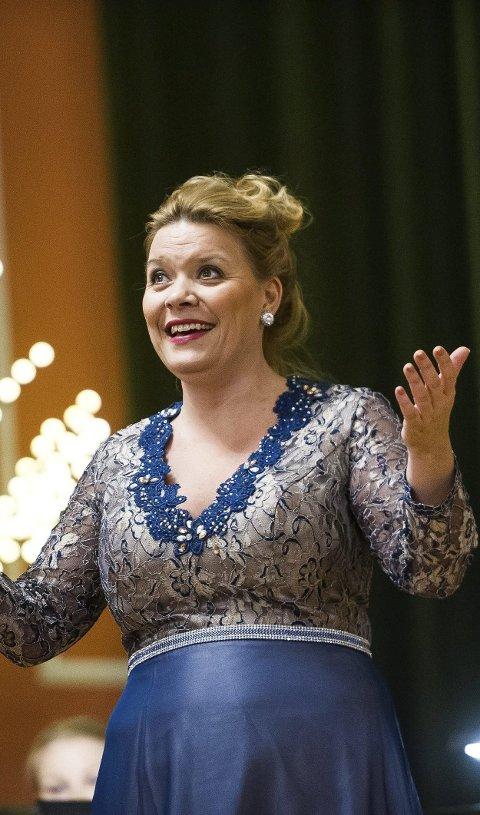 Kandidat: Også Merete Meyer er kandidat til Østfoldprisen 2016.