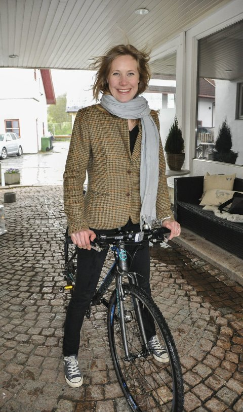 SOSIALIST, FEMINIST OG Syklist: SV-politikeren Maja Leonardsen Musum