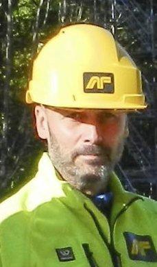 Jon Seljevik er anleggsleder i AF Gruppen og sier at framdriften i byggeprosjektet i Remmendalen er i rute.