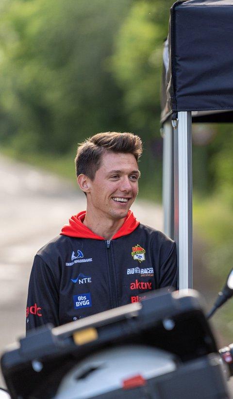 Anders Oddli ønsker å ta nye steg i karrieren. Det tror han er lettest å gjøre på Sola Arena.