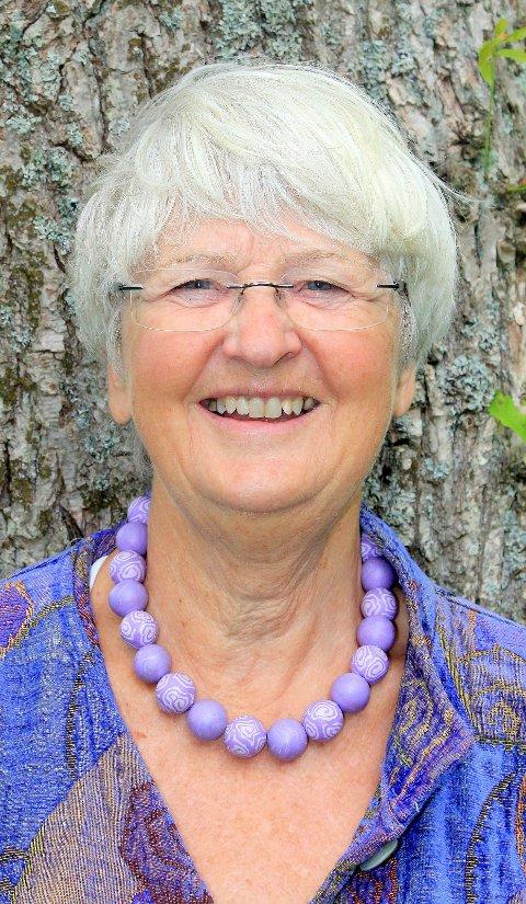 Randi Hagen Fjellberg vil ha støtteordning for foreldre som ønsker å bruke tøybleier.