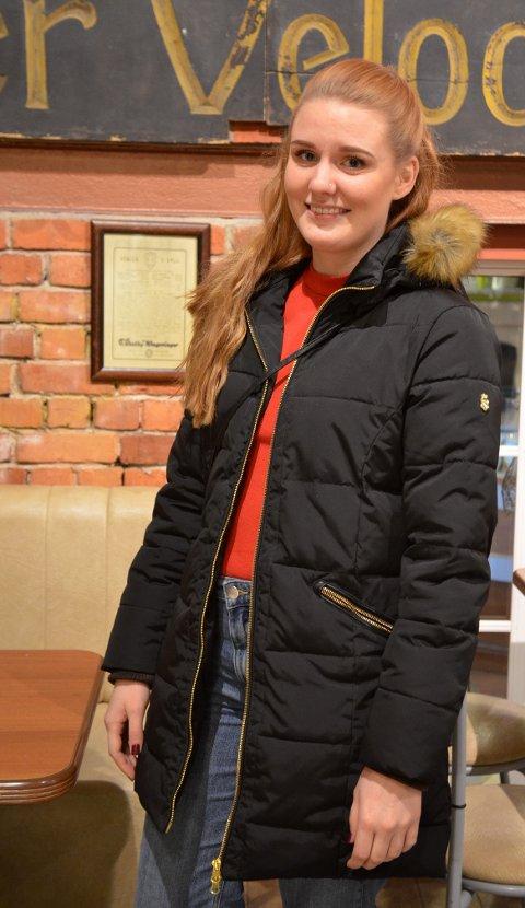 BLOGGER: Sykepleierstudenten,  Isabelle Nathalie Lågeide er en av Norges minst leste bloggere.