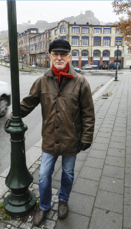 JUBILANT: Tore Carstensen samlet venner og familie hjemme i Sem-gården til feiring av sin 70-årsdag.
