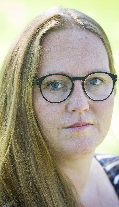 TIL KAMP: Ordfører Lise Selnes godtar ikke nedleggelse uten kamp.FOTO: JENS HAUGEN