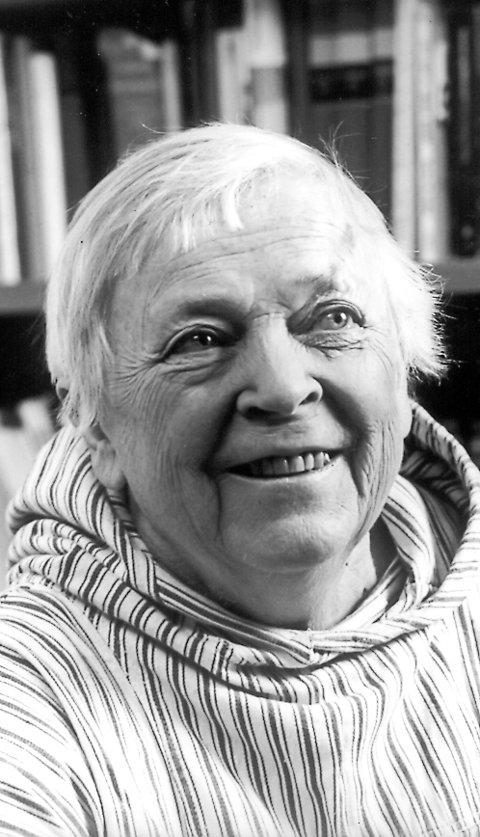 PÅ NÆRT HOLD: Det handler om Inger Hagerup på Granavolden Gjæstgiveri 28. og 29. januar. Foto: Aschehougs bildearkiv