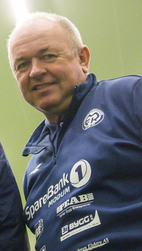 SPORTSLIG LEDER: Ole Bjerknes.