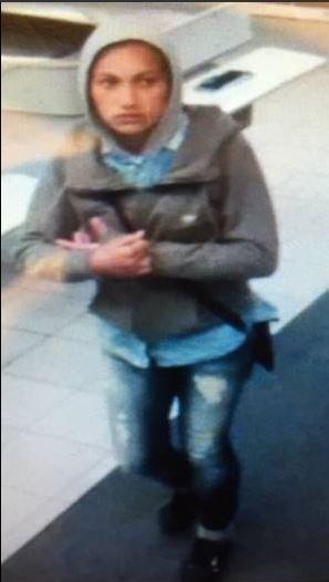 Dette er bilde av den savna 17-åringen dagen hun forsvant