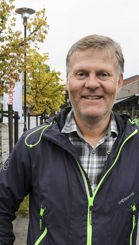 Erik Bakke Næringsutvikler Aurskog-Høland kommune