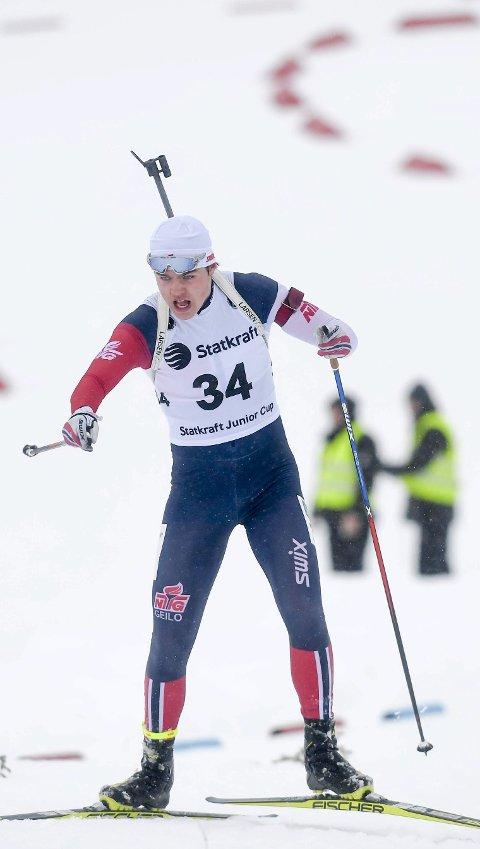 Kan vinne: Martin Alfheim ligger helt i teten før de siste stemmene skal telles opp. Foto: Øyvind Bratt