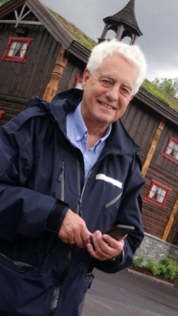 BRED ERFARING: Bjørn Ole Steingrimsen er ny daglig leder ved Tyristrand vannverk. Han har bred erfaring, og har vært med på å skaffe hovedstadens sykehus rent vann i 2007.