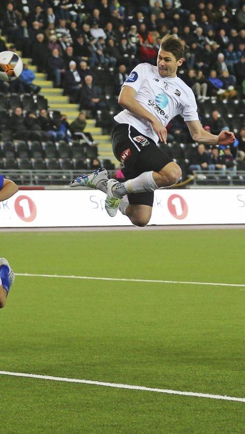 SPARES: Fredrik Semb blir hjemme i Norge når lagkameratene reiser til Hellas.FOTO: Trond Reidar Teigen / NTB scanpix
