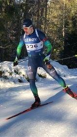 Sølvvinneren: Etter et mesterskap preget av stang ut for Mats Øverby ble det til slutt VM-sølv på stafetten.