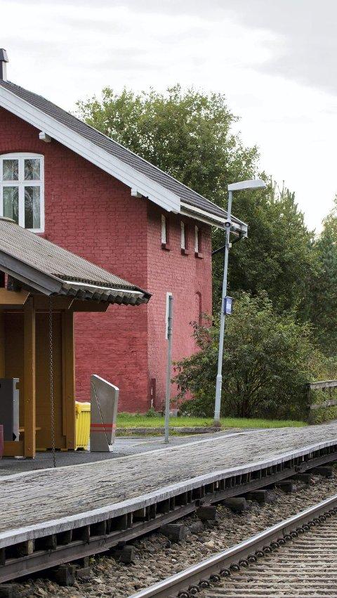 TRUET: Bodung stasjon i Nes.