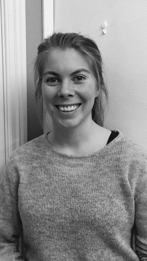 Martha Teigen Varanes (27) frå Utåker gler seg til å flytta heim og starta naprapatbehandling i Kvinnherad. (Foto: Privat).