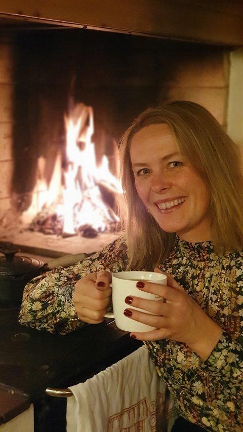 Annichen gleder seg over å være tilbake på Røros.