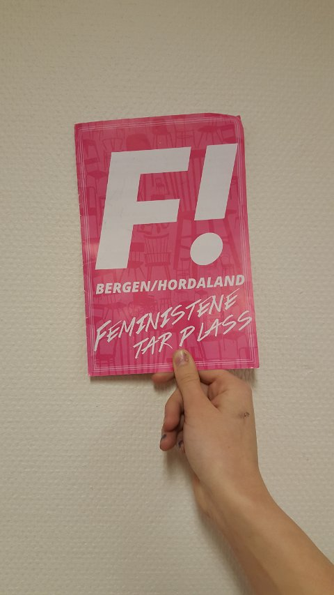 Logoen til den Feministiske initiativ