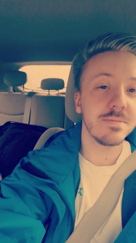"""Stian Tørstad opprettet Facebook-gruppen """"Trondheim hjelper Trondheim for kort tid tilbake. Nå har gruppen over 5.500 medlemmer."""