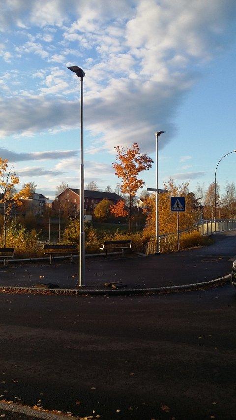 Krysset Bølerskrenten/Utmarkveien