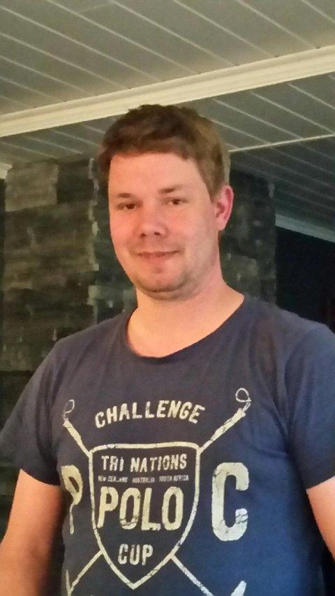 Kjetil Gran (37) gleder seg over å få nær to millioner kroner på konto.