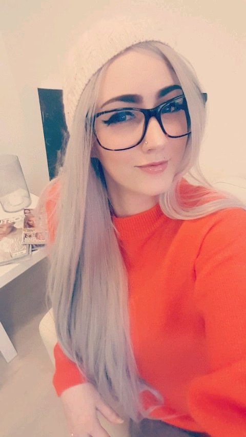 KANDIDAT: Julie Aurora Trippestad (29) kan bli årets Vi Menn-pike.