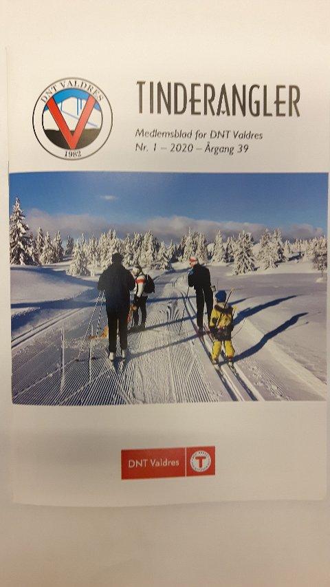2020: Medlemsbladet til DNT inneheld informasjon om ei rekke aktivitater i 2020.