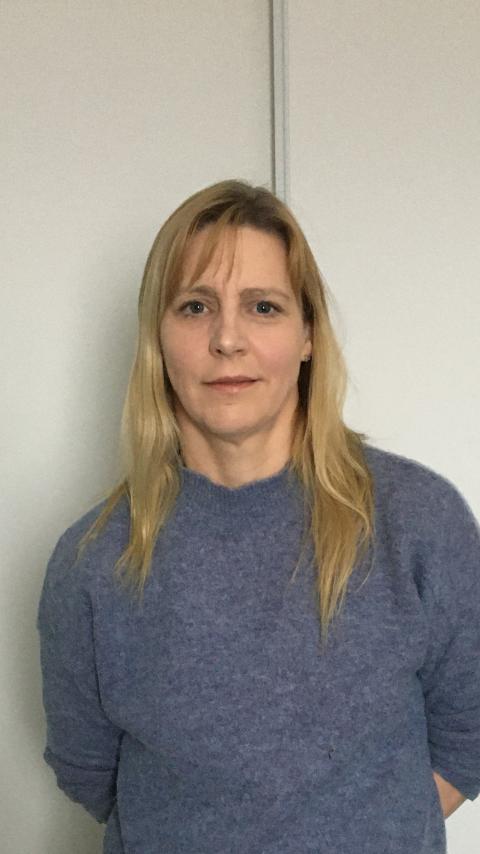 REAGERER: Berit Hågensen, leder i Skolenes Landsforbund Finnmark, reagerer på at lærerne er nødt til å rapportere inn alle dagens gjøremål på detaljnivå.