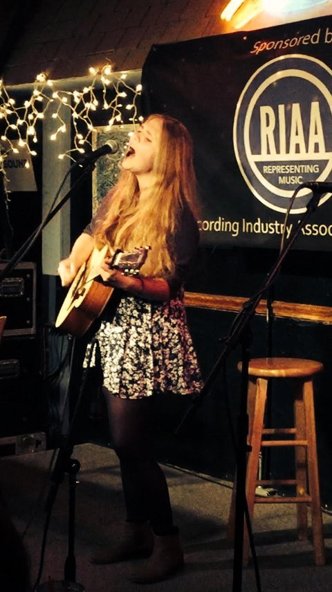 USA: Fra konserten på Bluebird Café i Nashville