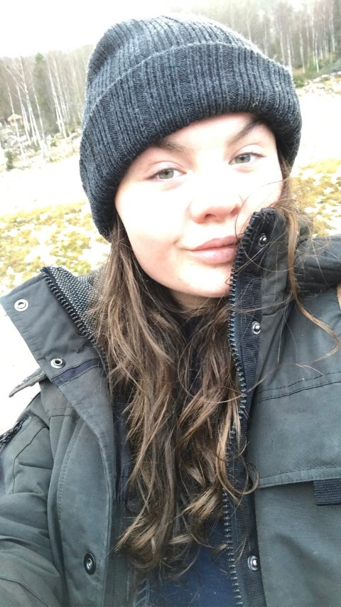 SPORTY: Álfhildur Reidársdottir fant råd da hun ikke kunne kjøre bil til lærlingeplassen ved Rendalen sjukehjem på Otnes.