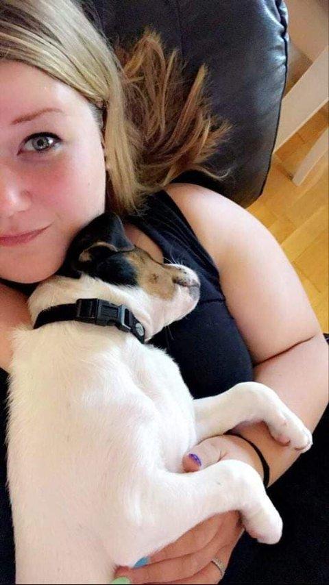 FARLIG: Maren Østbø ønsker å advare andre hundeeiere.