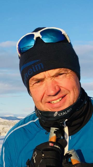Til fjells: Ordfører Knut Arne Fjelltun tok saken i egne hender og dro til fjells.