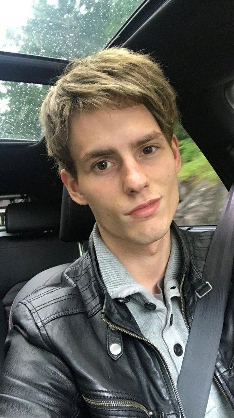 Torbjørn Zareus Bergen (23) fra Jevnaker er 4. kandidat på Jevnaker Frps valgliste for 2019.