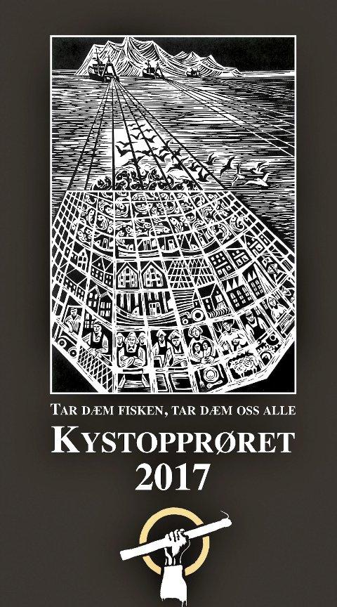 OPPRØR I BOKFORM: Boken om Kystopprøret kom ut tildigere i høst.