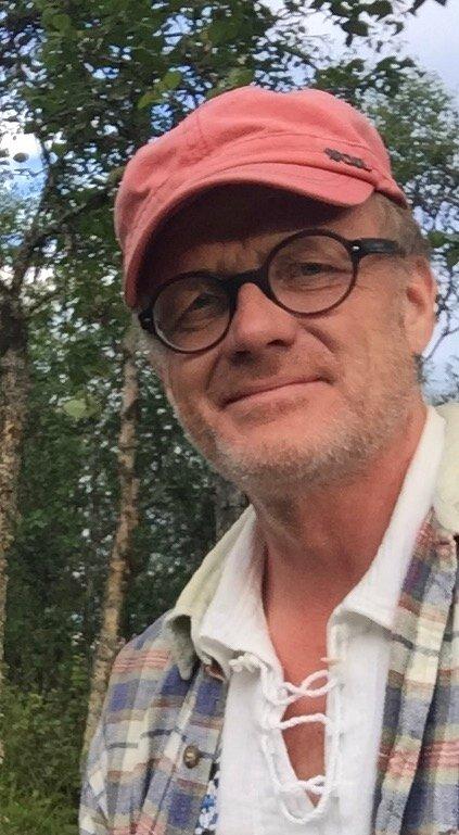 Ikke overrasket: Petter Moen, styreleder ved Steinerskolen på Nesodden, forventer ikke de store søkermassene, men håper på gode kandidater.