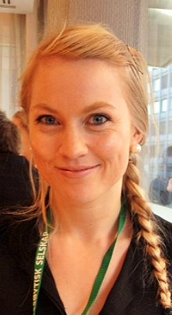 STIPENDIAT: Aslaug Johanne Risøy er leder for prosjektet som nå gjør at du kan teste deg for diabetes ved 19 apotek i Norge.