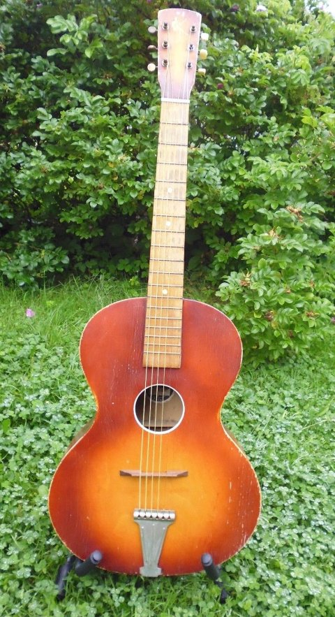 Leif Hansson gitar