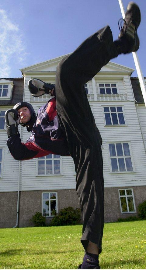 Per Andreas Ringsby fra Stavern har vært landslagssjef i NKBF siden 2001.