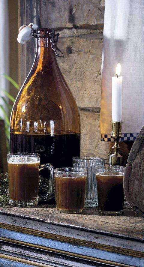 Gårdsøl: I det gamle bondesamfunnet var det skamfullt ikke å brygge sterkt nok øl. I dag brygges det tilnærmet alkoholfritt på Solbjør gård.